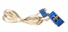 Lego® Eisenbahn 12V Stromanschlusskabel 706 Rail Contact Wires