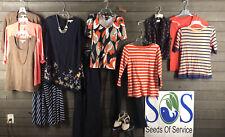 Lot Of 14 Women's Clothing Loft Ann Taylor Laura Ashley Gap S/2 (W6013)