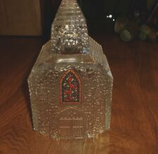 Glass Church - Collectible Building