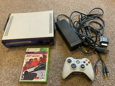 Xbox 360 Console Set - Halo Skin - All Cords, Controller & Need for Speed Game!