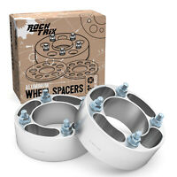 """4pc 2"""" Thick ATV 4/115 Race Wheel Spacers for many Arctic Cat 4x115 10x1.25 Stud"""