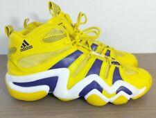 Adidas Crazy 8 Eight Lakers Yellow Purple White Size 13 G24829 Kobe Sun
