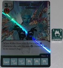 Foil KILLER FROST: COLDSNAP 64 Green Arrow and The Flash Dice Masters