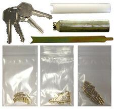 Kwikset Rekey Kits 4 Keys 8 Locks Rekeying 6 Pins Kit Locksmith Key Pin Tools