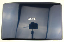 ACER ASPIRE 5738PG TOP LID SCREEN COVER 60.PK801.004 WIFI ANTENNAS CABLES H144