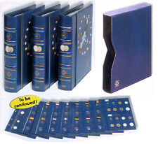 Vista - Euro Coin Yearly Albums - 2007 - Including Matching Slipcase