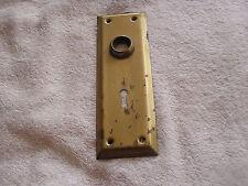 Antique Door Knob Face Plate