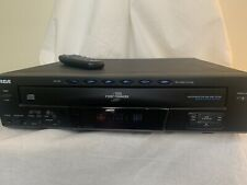 Rca Rp-8070D Compact Disc Player 5-Cd Changer Stereo System Tested w/ Remote