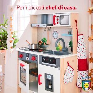 Cucina LIDL PLAYTIVE bambini