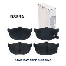 Ceramic Rear Brake Pad For Hyundai Elantra 94-96, Nissan Maxima 85-90, Stanza