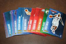 2009-10 Panini NBA Sticker SET (30 CARDS) JAMES-DURANT-BRYANT-WADE