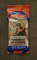 Panini Prizm NBA Draft Picks 2020 Collegiate 12-Card Basketball Trading Cards P…