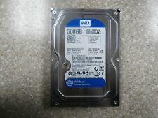 Western Digital Desktop Hard Drive – SATA 500GB 7200RPM 16MB Cache