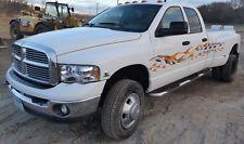 2003 Dodge Ram 3500 SLT Crew Cab Pickup 4-Door