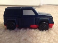 1985 Vintage Tonka  Gobots Blue Pow-Wow Wendy's Kids Meal Toy