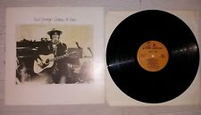 Lp Neil Young – Comes A Time (1978)