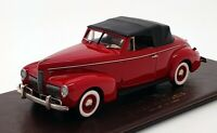 Brooklin Models 1/43 Scale BML31X - 1940 Nash Ambassador Eight Convertible