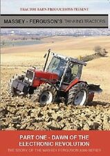 STORY MASSEY FERGUSON 3000 SERIES Part 1 Dawn Of The Electronic Revolution DVD