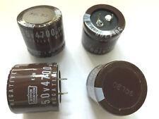 50x low ESR LXV nippon Elko 2200µf 6,3v 105 ° C placa madre condensador 1500 1800 µf