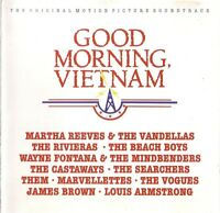 Compilation CD Good Morning, Vietnam - The Original Motion Picture Soundtrack -