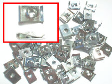 SPIRE CLIPS ( U-Clips, Speed Clips) Assorted 6, 8 and 10 Gauge ... 50 pack
