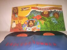 THE BEACH BOYS - ENDLESS SUMMER -CAPITOL RECORDS STEREO 2-LP GATEFOLD SVBB511307