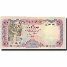 [#578132] Banknote, Yemen Arab Republic, 100 Rials, Undated (1993), Km:28