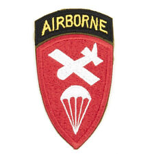 U.S. WWII Airborne Command Paratrooper Shoulder Patch