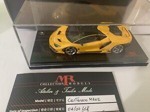 Lamborghini Centenario Mr Models 1/43 No Bbr Looksmart Make Tsm Hpi Spark