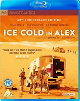 Ice Cold In Alex 60th Anniversary Edition [Blu-ray] [2017] [DVD][Region 2]