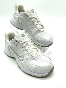 Nike T-Lite VIII Training Shoes  - Women's Sz 7 - White - 396879-111 - EUC