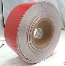 3M Ruby Red 2-3/4in X 50yds Flexible Reflective Film, p/n 680-82