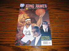 LeBRON JAMES - Powerade Promo Comic Book!! RARE!! 2004