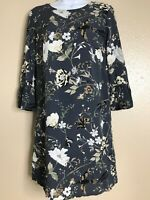 Old Navy Womens Size XS Bird & Butterfly Dress