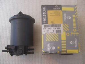 NEW RENAULT 8200054628 Fuel Filter Housing For MASTER TRAFIC 1.9 2.2 dCi