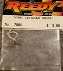 """Vintage RC Reedy 760X """"Sonic Offroad"""" Motor Brushes Losi Trinity"""
