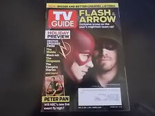 The Flash, Arrow - TV Guide Magazine 2014