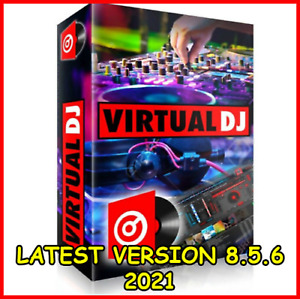 Virtual DJ Pro Infinity 8.5.6 Profesional for Windows🎵Full Controllers