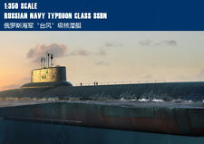 HobbyBoss 83532 1/350 Scale Russian Navy Typhoon Class SSBN Assembly Model Kits