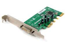 SCHEDA ADATTATORE VIDEO IBM Lenovo DVI-I PCI-e 39J9334 / ADD2-R rev: 3.1