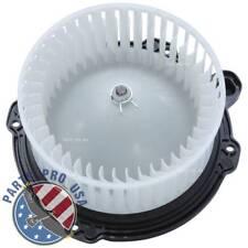 Heater A/C Blower Motor w/ Fan Cage 8972316420 for Isuzu Acura Pickup Truck