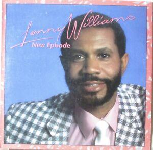 LENNY WILLIAMS - New Episode - VINYL LP US PRESS