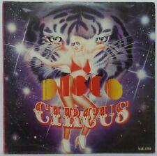 "Varous - DISCO CIRCUS 12"" LP Rare Israel press In A Gadda Da Vida Soul Sister"