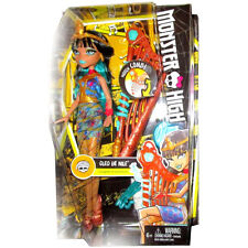 Monster High Music Class Cleo De Nile Doll