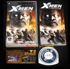 X-MEN LEGENDS II 2 L'ERA DI APOCALISSE Psp Versione Italiana •••• COMPLETO