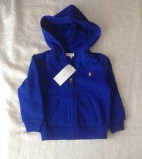 Polo Ralph Lauren  Boy's Fleece Hoody/ Jacket  (7Years)
