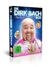 DIRK/SINNEN,HELLA VON BACH - DIE DIRK BACH BOX (5XDVD) 5 DVD NEU
