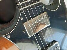 USED Gibson Guitar 57 Classic Humbucker Pickups NECK & BRIDGE - Nickel Covers