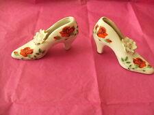 bibelots chaussures a talon - porcelaine