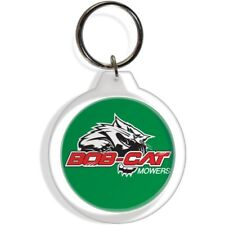 BOBCAT SKID STEER INDUSTRIAL EQUIPMENT KEY FOB RING KEYCHAIN IGNITION SWITCH